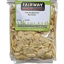 Fairway Sliced Almonds, 16 Ounce