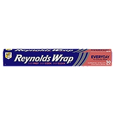 Reynolds Wrap Aluminum Foil Standard 12 Inch, 1 Each