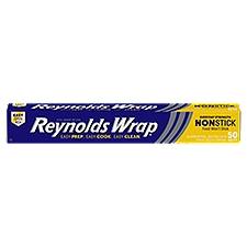 Reynolds Wrap Aluminum Foil Non-Stick 50 sq ft, 1 Each