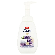 Dove Foaming Hand Wash Lavender & Yogurt, 6.8 Ounce