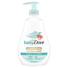 Baby Dove Tip to Toe Wash Sensitive Moisture, 13 Fluid ounce