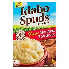 Idaho Spuds Mashed Potatoes, 13.3 Ounce
