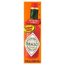 Tabasco Pepper Sauce, 5 Fluid ounce