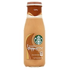 STARBUCKS FRAPPUCCINO Frappuccino Chilled Coffee Drink, 13.7 Fluid ounce