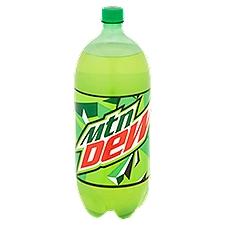 Mountain Dew Single Bottle - 2 Liter, 67.62 Fluid ounce