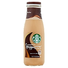 STARBUCKS FRAPPUCCINO Frappuccino Mocha Chilled Coffee Drink, 13.7 Fluid ounce