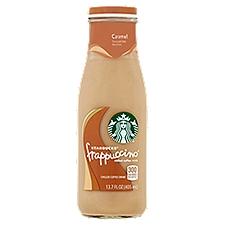 Starbucks Frappuccino Caramel Coffee Drink, 13.7 Fluid ounce