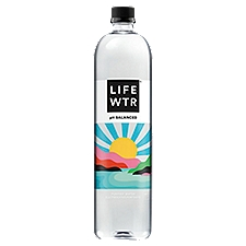 LIFEWTR Water with Electrolytes - 1L Bottle, 33.81 Fluid ounce