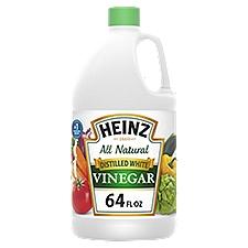 Heinz Vinegar - Distilled White, 64 Fluid ounce