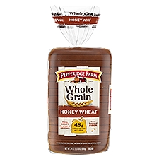 Pepperidge Farm®  Whole Grain Whole Grain Honey Wheat Bread, 24 Ounce