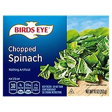 Birds Eye Spinach - Chopped, 10 Ounce