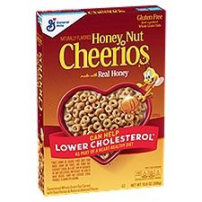 Cheerios Honey Nut Gluten Free - Breakfast Cereal, 10.8 Ounce