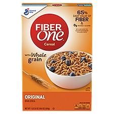 Fiber One Bran Cereal - Original, 19.6 Ounce