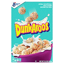 General Mills Dunkaroos Cereal, 11.3 Ounce