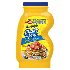 Bisquick Pancake Mix Shake 'n Pour Buttermilk, 5.1 Ounce