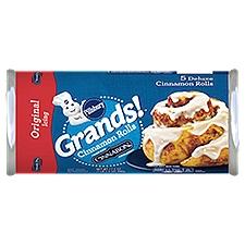 Pillsbury Grands! Cinnamon Rolls, 17.5 Ounce