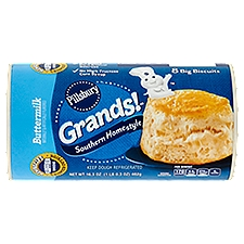 Pillsbury Grands! Southern Homestyle Buttermilk Biscuits, 16.3 Ounce