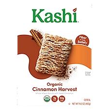Kashi Organic Promise Cinnamon Harvest Cereal, 16.3 Ounce