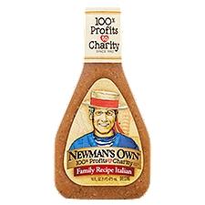Newman's Own Family Recipe Italian Dressing, 16 Fluid ounce