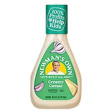 Newman's Own Creamy Caesar Dressing, 16 Fluid ounce