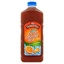 Turkey Hill Orange - Diet, 0.5 Gallon