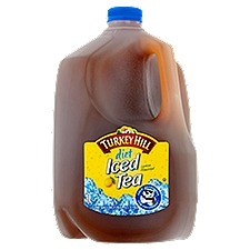 Turkey Hill Diet Iced Tea - Lemon Flavored, 1 Gallon