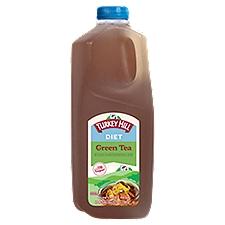 Turkey Hill Green Tea - Diet with Ginseng & Honey, 64 Fluid ounce