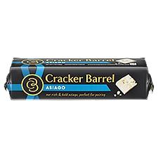 Kraft Cracker Barrel Asiago Chunk, 198 Gram