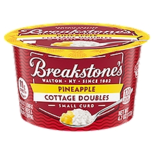Breakstone's Cottage Doubles - Pineapple, 4.7 Ounce