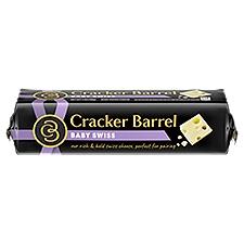 Kraft Cracker Barrel Baby Swiss Chunk, 7 Ounce