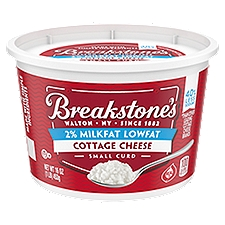 Breakstone's Reduced Sodium Cottage Cheese, 16 Ounce