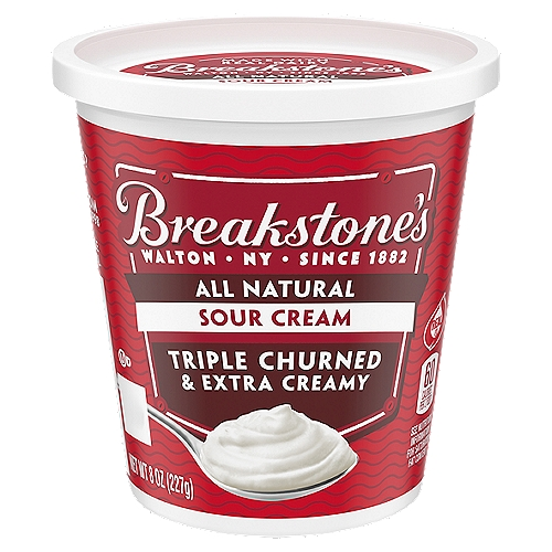 All Natural Triple Churned for Extra Creaminess. Grade A. Pasteurized Homogenized