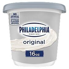 Philadelphia Cream Cheese Spread- Original, 16 Ounce