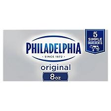 Philadelphia Cream Cheese Spread - Original, 8 Ounce