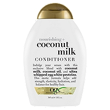 Organix Conditioner - Coconut Milk, 13 Fluid ounce