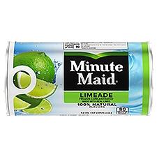 Minute Maid Limeade, 12 Fluid ounce