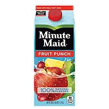 Minute Maid Fruit Punch, 59 Fluid ounce
