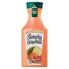 Simply Grapefruit All Natural Juice, 52 Fluid ounce