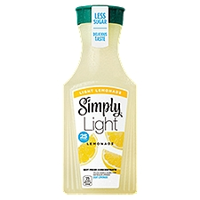 Simply Light Lemonade, 1.6 Each