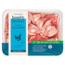 Bowl & Basket Chicken Gizzards, 1.5 Pound