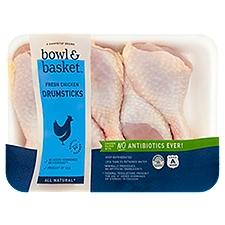 Bowl & Basket Drumsticks, Fresh Chicken, 1.7 Pound