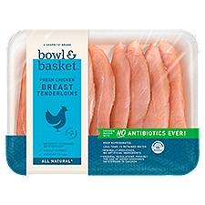 Bowl & Basket Chicken Breast Tenderloins, Fresh, 1 Pound