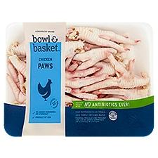 Bowl & Basket Chicken Paws, 1 Pound