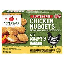 Applegate Naturals Natural Gluten-Free Chicken Nuggets (Frozen), 8 Ounce