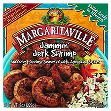 Margaritaville Foods Shrimp - Jammin' Jerk, 8.5 Ounce