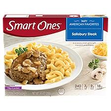 Smart Ones Tasty American Favorites - Salisbury Steak, 269 Gram