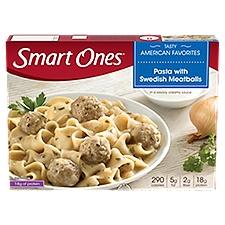 Smart Ones Classic Favorites - Swedish Meatballs, 9.12 Ounce
