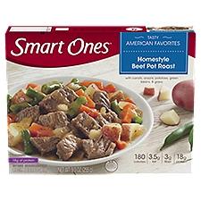 Smart Ones Homestyle Beef Pot Roast, 9 Ounce