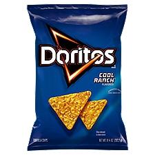 Doritos Cool Ranch Tortilla Chips, 9.25 Ounce