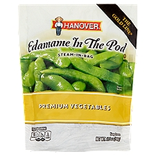 Hanover Gold Line Edamame In Pods, 12 Ounce
